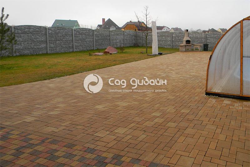 Выполненные  проекты. Частный жилой дом в поселке Малиновка