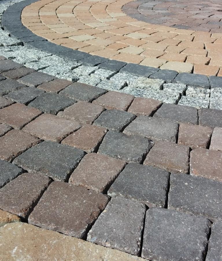 Технология  производства тротуарной плитки АНТИКА