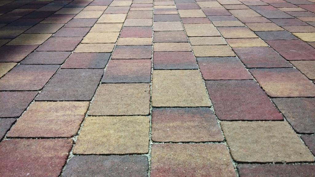 Технология  производства тротуарной плитки COLORMIX