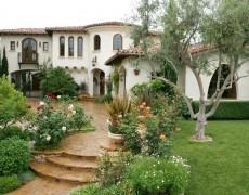 Ландшафтный дизайн: средиземноморский стиль