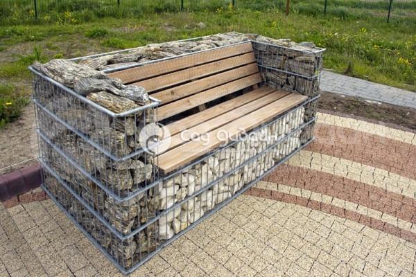 Декоративный щебень Кора каменная 63-250 мм