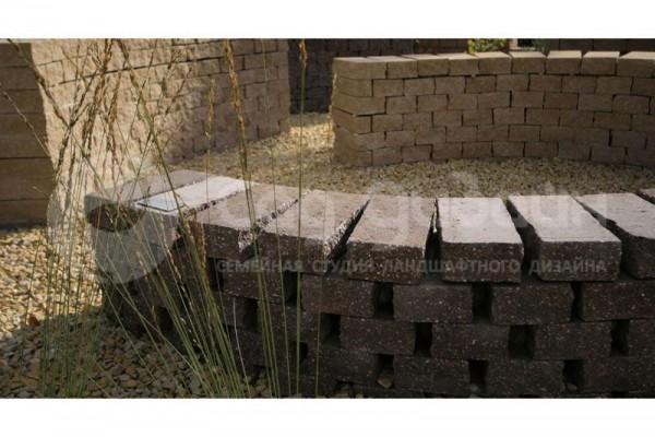 Плитка садовая для клумб Split