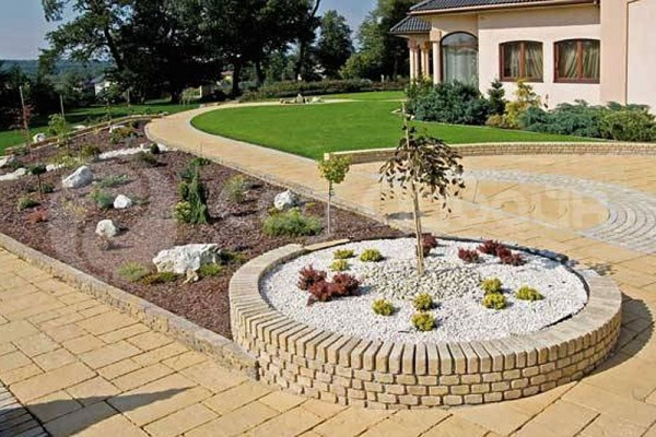 Плитка садовая Vario