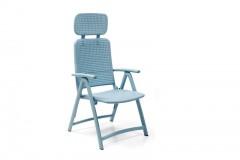 Пластиковая мебель (Италия) Кресло Aquamarina