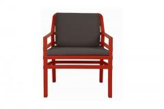 Пластиковая мебель (Италия) Кресло Aria