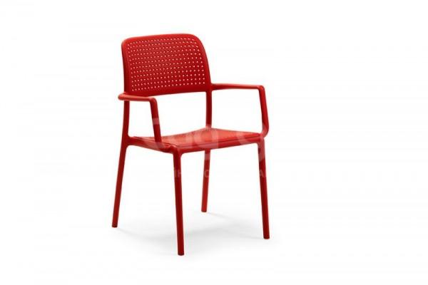 Пластиковая мебель (Италия) Кресло Bora