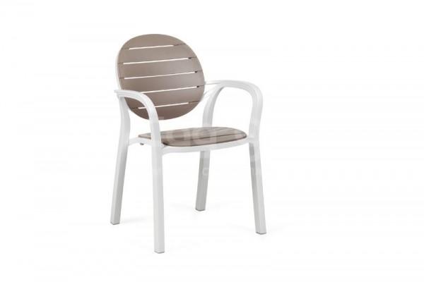 Пластиковая мебель (Италия) Кресло Palma