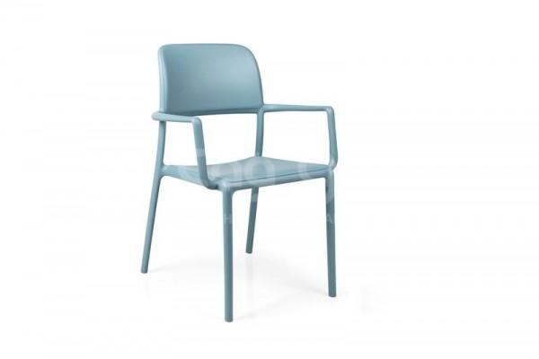 Пластиковая мебель (Италия) Кресло Riva