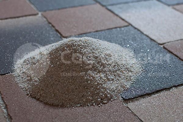 песок кварцевый Perlo