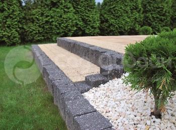 Столбик садовый SPLIT 45см
