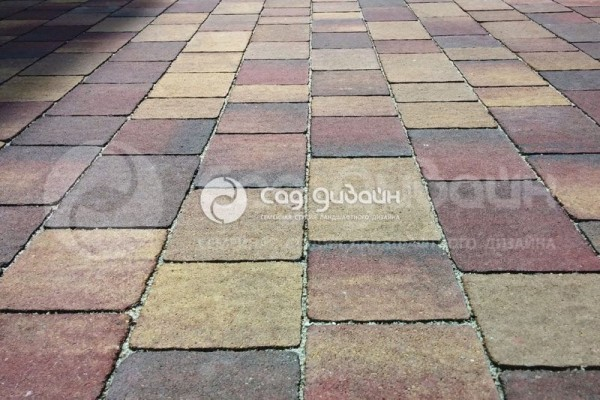 Плитка тротуарная Akropol Colormix