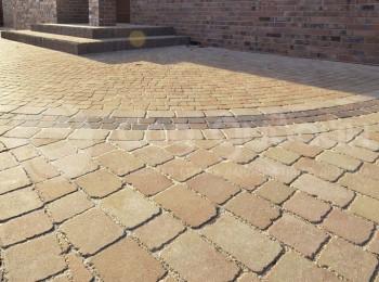 Тротуарная плитка Merano Antico