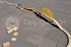 Плитка тротуарная Plato